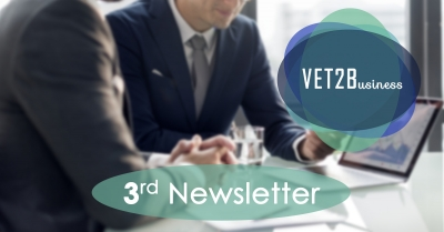LAUNCH OF VET2BUSINESS 3RD NEWSLETTER