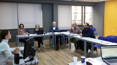 INSTITUTE OF VOCATIONAL TRAINING, AKMI SA, COORDINATED THE 3rd VET2BUSINESS PROJECT MEETING IN THESSALONIKI