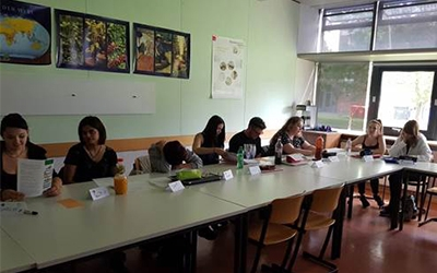 CONDUCTION OF TWO FOCUS GROUPS FOR VET LEARNERS AND YOUTH ORGANISATIONS IN FRANKFURT (ODER)